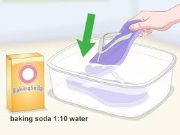 4 ways to remove odor from your shoes with baking soda wikihow