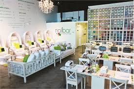 nailbar and beauty lounge keeps the miami vibe alive business