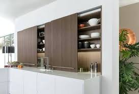 Sliding Kitchen Cabinet How To Replace Sliding Cabinet Doors Sliding Cabinet Door Track