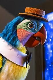 tiki room barker bird picture walt disney family museum san