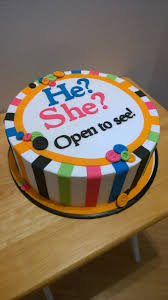 baby reveal cake cakecentral com