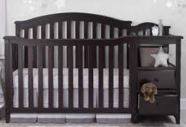 Sorelle 4 In 1 Convertible Crib Sorelle Berkley 4 In 1 Convertible Crib And Changer Espresso