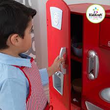 Kidkraft Kitchen Red - kidkraft red vintage kitchen