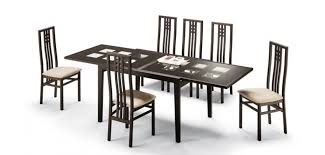 expandable dining table set dom italia expandable table italian dining room set