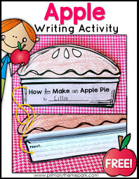 scarecrow writing paper apple writing activities apple unit expository writing and apple writing activities