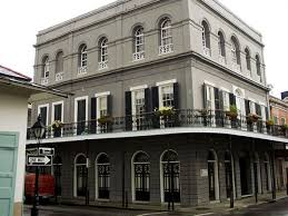 Street Map New Orleans French Quarter by 10 Creepy And Haunted Spots In New Orleans New Orleans Pharmacy