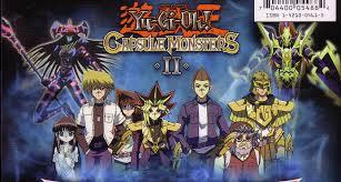yu gi oh capsule monsters anime japanese anime wiki fandom