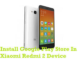 cara membuat akun mi xiaomi redmi 2 how to install google play store in xiaomi redmi 2