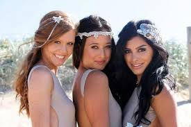 bridesmaid hair accessories new stylish bridesmaids hair accessories trendy mods