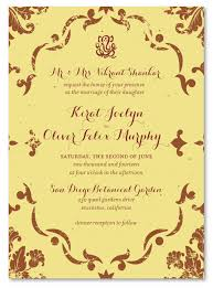 hindu invitation hindu wedding invitations wedding corners