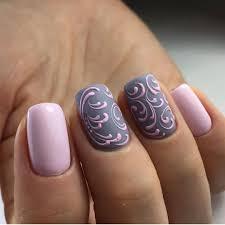 маникюр видео уроки art simple nail вконтакте nail art etc