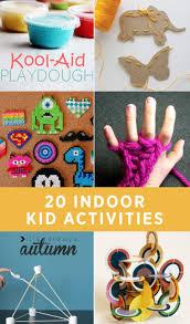 20 best indoor kid crafts and activities kids crafts kid and indoor