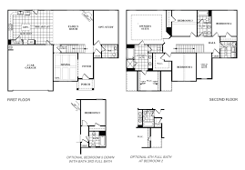 Springs Floor Plans by Home For Sale 4170 Birch Springs Court Ga 30028