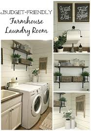 Wall Decor For Laundry Room 22 Amazing Basement Laundry Room Ideas That Ll Make You