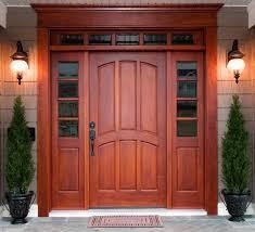 Fiberglass Exterior Doors With Sidelights Wood Entry Doors With Sidelights Kitchen Andersen Fiberglass