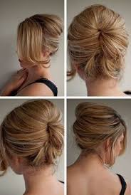 www hairstyle pin easy lazy hairstyle quick french twist bun updo awesome