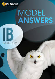 biozone u0027s ib biology model answers ib diploma biology resources