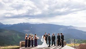 vail wedding venues luxury vail colorado wedding wedding in vail iconic