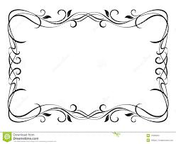 Decorative Frame Png Frame Clipart