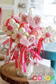 cookie bouquet cookie bouquet cookies in color shannon tidwell cookies in