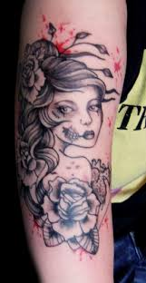 cute thigh tattoos for women the 25 best zombie tattoos ideas on pinterest zombie
