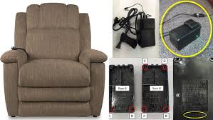 la z boy recalls power supplies sold with electric lift chairs due