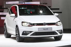 volkswagen polo 2000 new volkswagen polo gti races in to paris motor show auto express