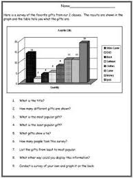 bag zebra pictures bar graph printable worksheets