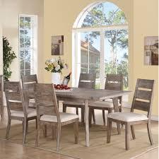 buy mercury row 7 piece dining table set