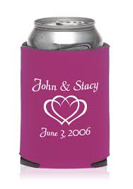 wedding can koozies wedding koozies lowest prices free shipping discountmugs