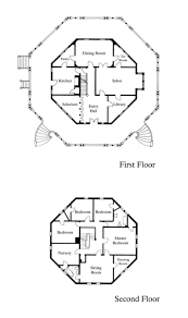 Octagon Home Plans Armour Stiner House Floor Plan If Wishes Were Dollars The Home