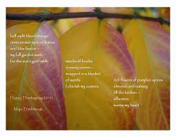 thankful thanksgiving poems poetry laurels what are we thankful for autumn leaves whitman