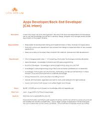 Php Programmer Resume Programming Developer Resume