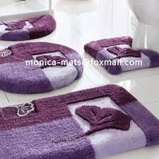 bathroom rugs sets contemporary bathroom with brown bathroom rug