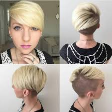 very short pixie hairstyle with saved sides 55 trendy long pixie cut ideas forever young