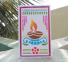 diwali cards cards crafts kids projects easy diwali cards