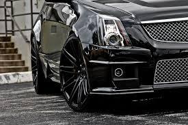 cadillac cts 22 inch rims 22 xo milan black concave wheels rims fits cadillac cts v coupe