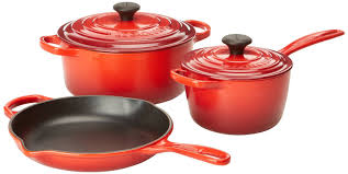 le creuset enameled cast iron cookware review