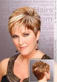 pixie hairstyles for older women perfect chic short