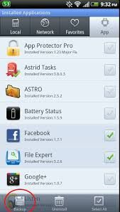 apk app how to backup android apps and save them to apk file droid lessons