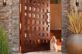 Front Door Pictures Ideas by 12 Seriously Cool Front Door Designs That Will Boost Your Curb
