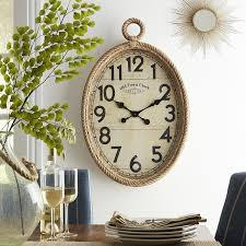 wall clocks canada home decor wall clocks pier one images home wall decoration ideas