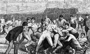 a football feast princeton alumni weekly