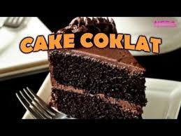 resep membuat bolu kukus dalam bahasa inggris resep cake coklat mantap youtube