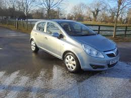 vauxhall corsa blue used vauxhall corsa for sale suffolk