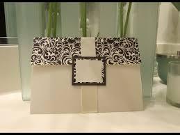 Wedding Invitation Pocket Envelopes Wedding Invitation Pocket Envelope Invitacion De Bodas Sobre