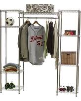great deals on closet culture 72 in w x 78 in h closet system