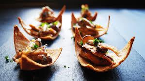 canap toast mushrooms on toast gf igloo