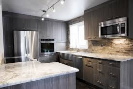 Brick Kitchen Backsplash by Beautiful Grey Stone Backsplash U2013 Backsplashes