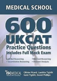 get into medical 600 ukcat practice questions includes